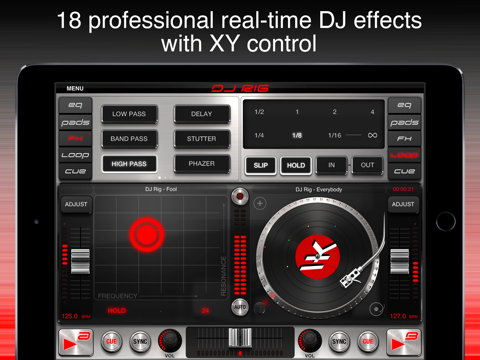 Screenshot #6 pour DJ Rig for iPad