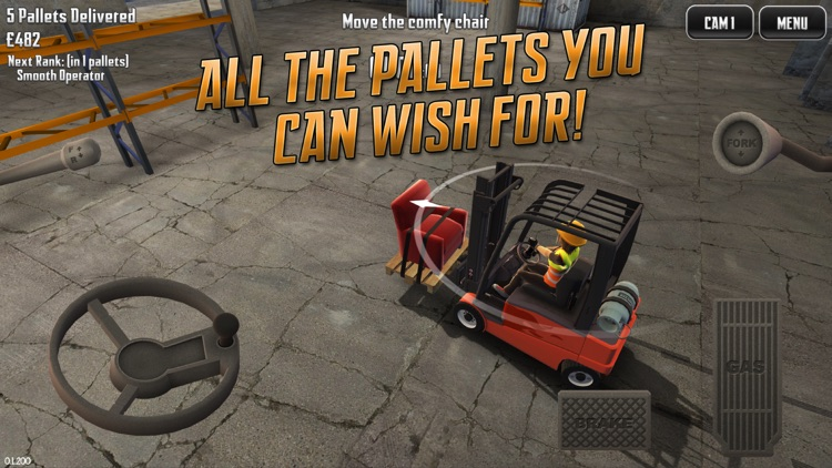 Extreme Forklifting 2 screenshot-3