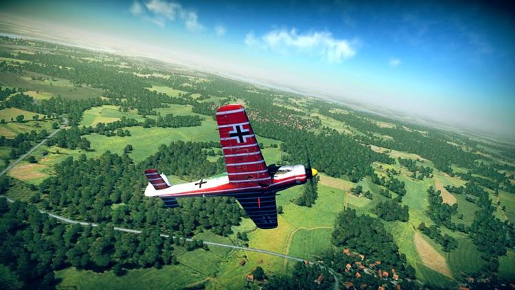 Airborne Battles: XF5F-1 Skyrocket