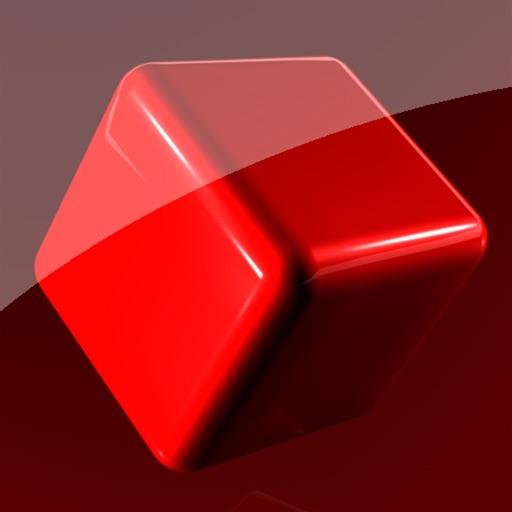 кубик любовь 3D