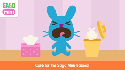 Sago Mini Babies iPhone