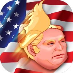 Donald Trump: Flappy Hair