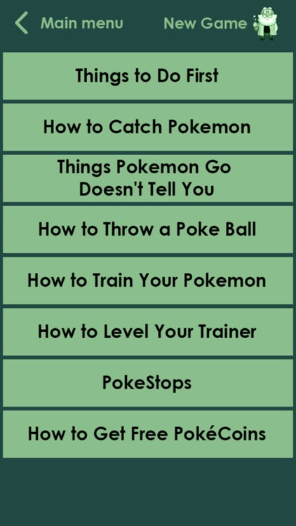 Video for Pokemon Go. Guide with Tips and Tricks