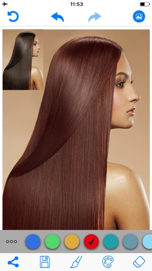Luxury Find A Hair Color