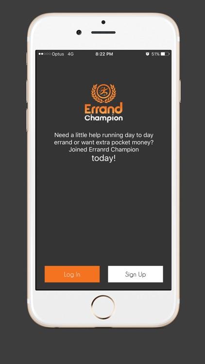 Errand Champion