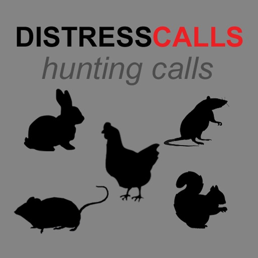 REAL Distress Calls for PREDATOR Hunting LITE -REAL Distress Calls!