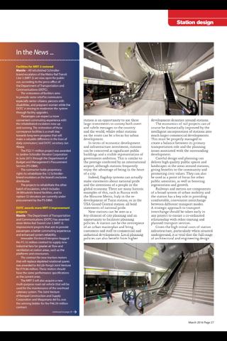 Rail Professional Magazine - náhled