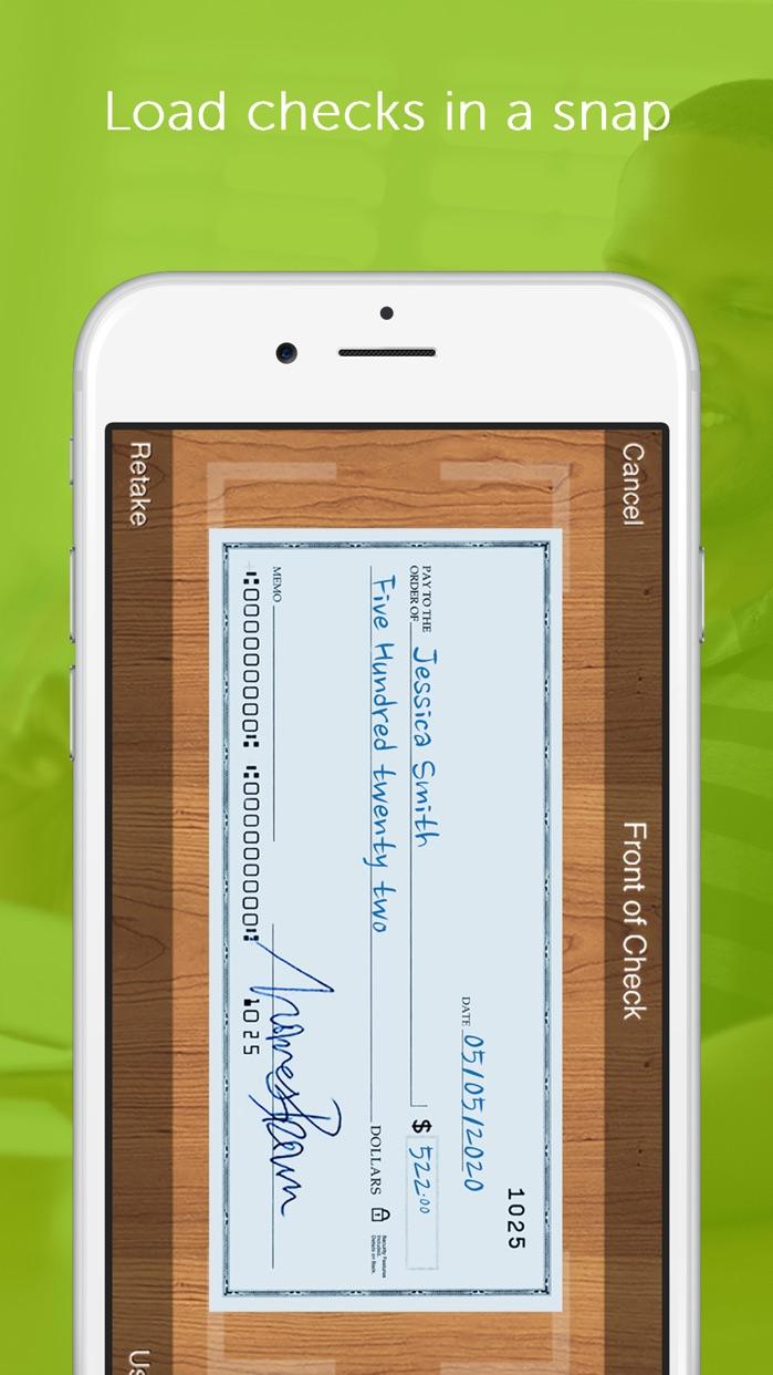 Western Union NetSpend Prepaid Mobile Banking Screenshot
