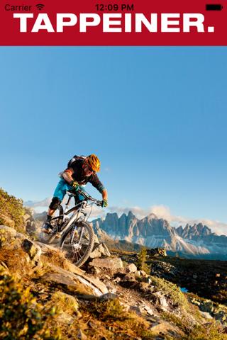 MTB Südtirol - náhled