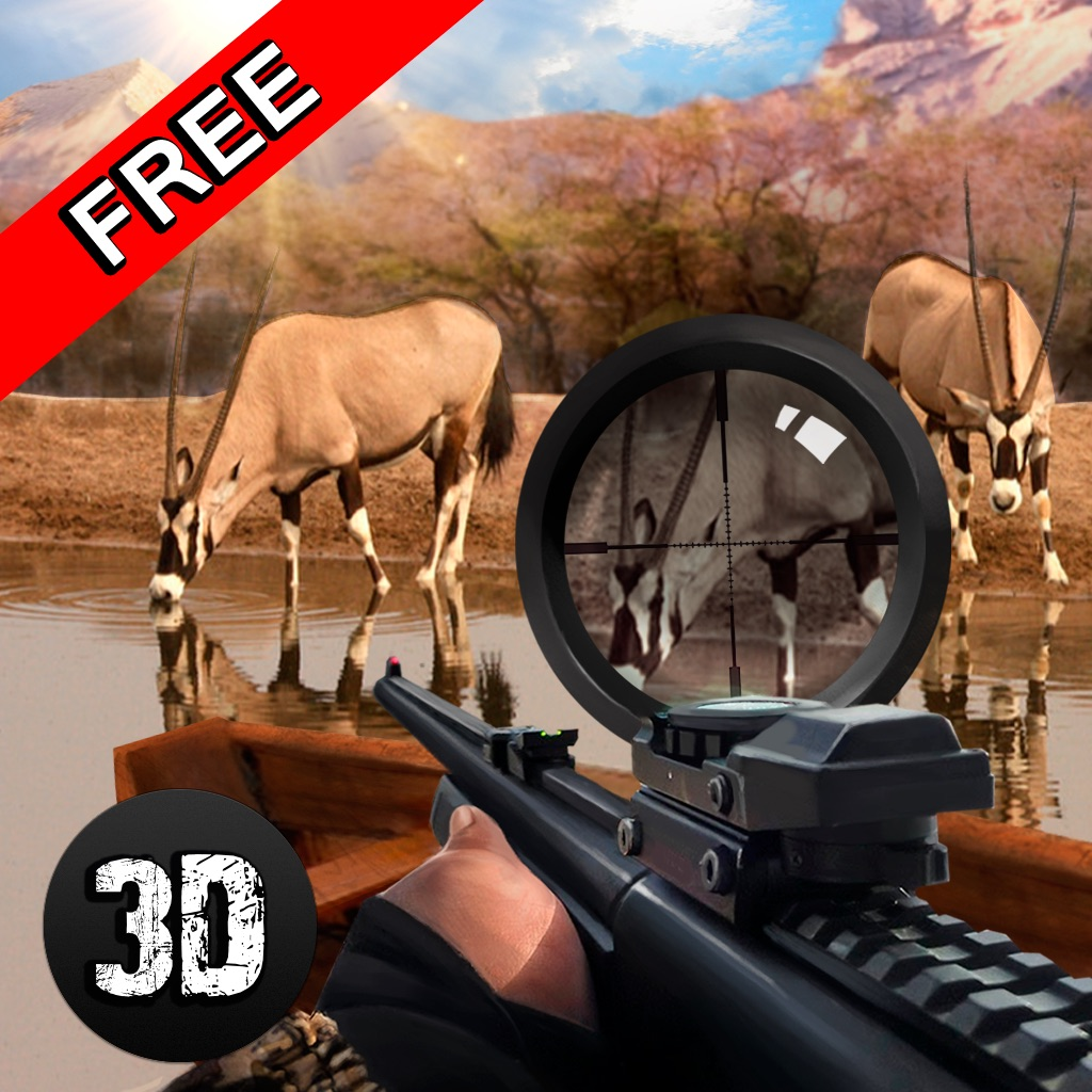 African Safari: Boat Hunting 3D hack