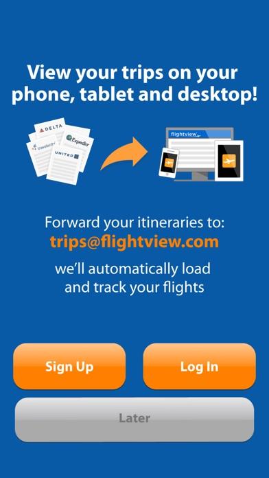 Flightview - Flight Tracker for Windows