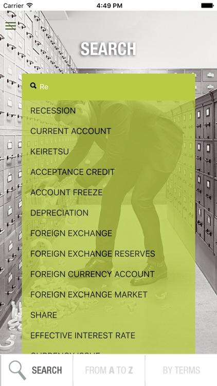 Bisnode Financial Dictionary