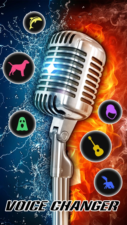 Voice Changer FREE - Sound Record.er & Audio Play.er with Fun.ny Effect.s