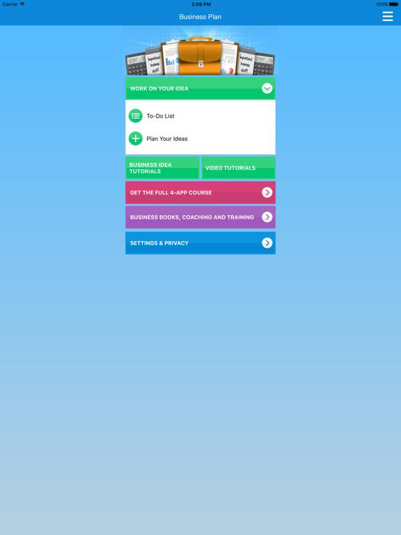Small Business & Startup Ideas screenshot