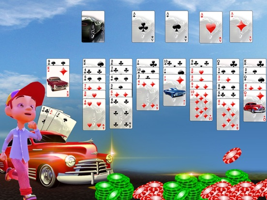 Freecell Solitarie Pro ∞-ipad-2
