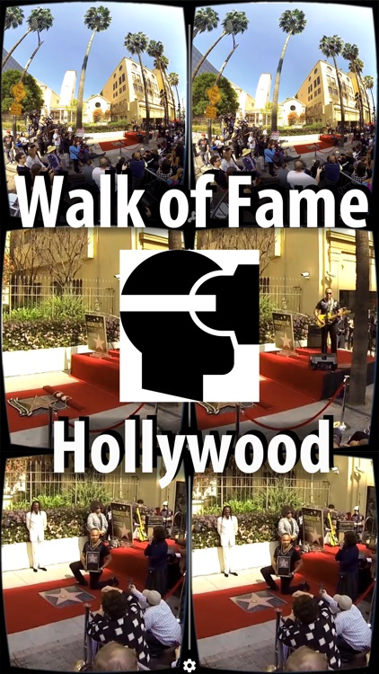 VR Virtual Reality press360 - Walk of Fame Star Unveiling Ceremony screenshot-0