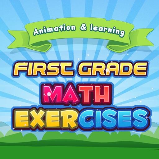 1st grade math   First grade math in primary school