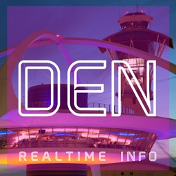 DEN AIRPORT - Realtime Flight Info - DENVER INTERNATIONAL AIRPORT