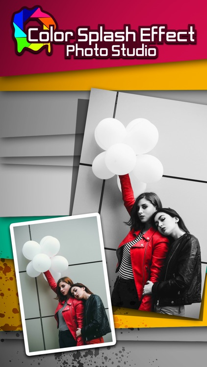 Color Splash Effect for Picture Edit.ing – Pop Recolor Editor with Black & White Photo Effects