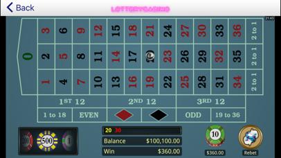 Lottery Casino screenshot four