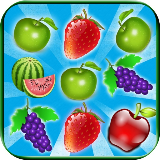 Line Match Fruit: Game Puzzle