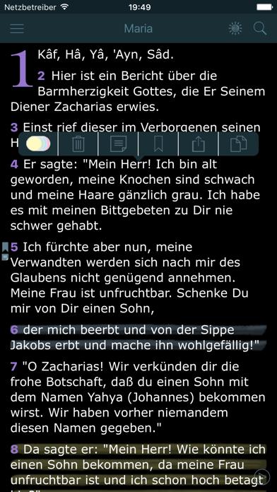Herunterladen Der Koran auf Deutsch (Quran with Audio in German) für Pc
