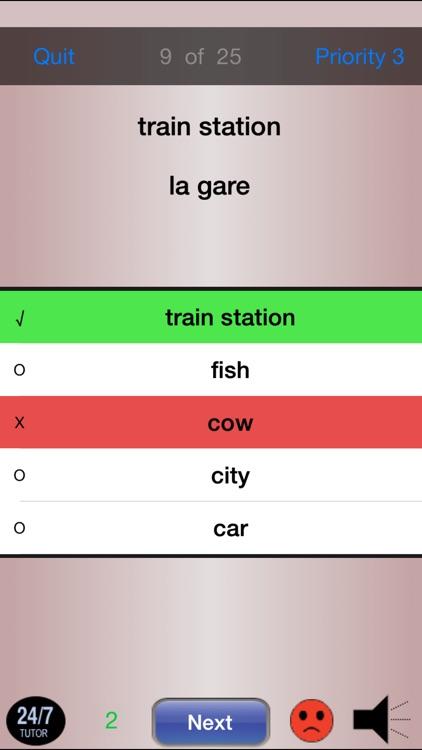 French  FREE  24/7 Language Learning screenshot-3