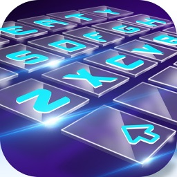 Glass Keyboard Themes for iPhone – Create Custom Qwerty Keyboards with Cool Designs And Fonts
