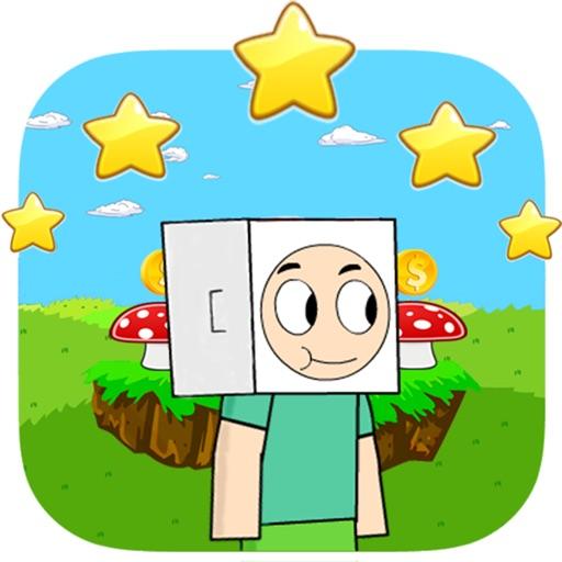 The Blockheads Block Runner : ゴルフモデラ Adventures Survival Free Games