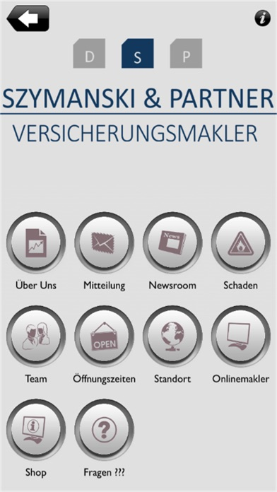Szymanski & PartnerScreenshot von 1