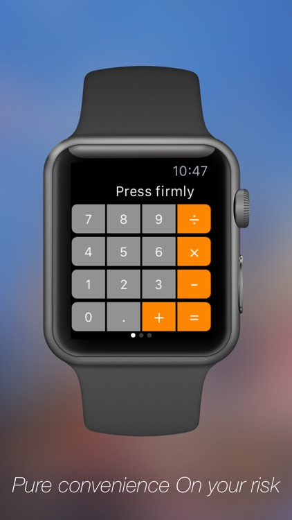 Watch Calculator professional screenshot-4