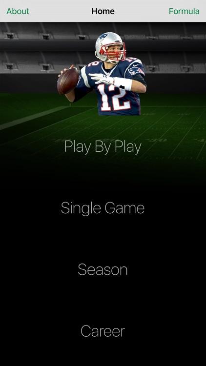 QB Rating PlayByPlay