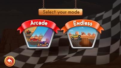 レースゲーム 子供のための  子供のための車のレースゲーム シンプルで楽しいです !のおすすめ画像2