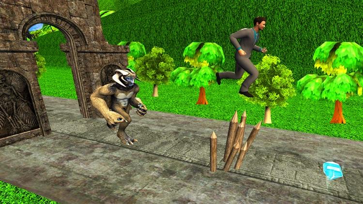Danger Dash Run Temple