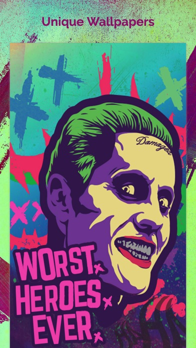 Unique Wallpapers For Suicide Squad Free Hd