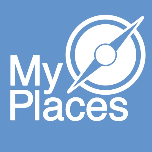 My Places: Save your favorite places