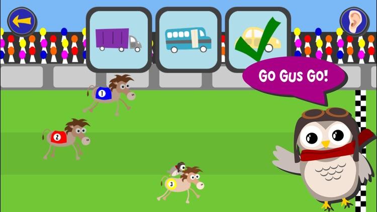Gus on the Go: Greek screenshot-4