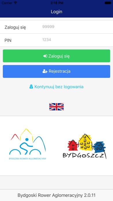 Bydgoski Rower Aglomeracyjny screenshot one