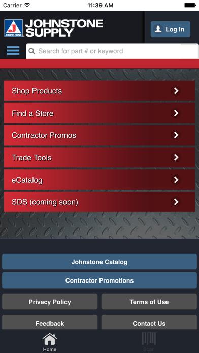 Johnstone Supply HVACRScreenshot of 1