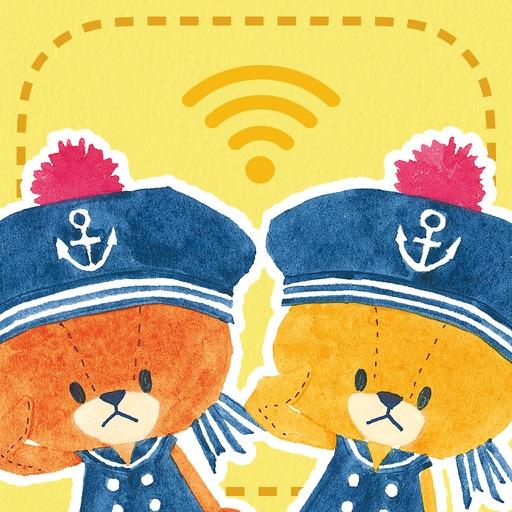がんばれ!ルルロロ 通信量チェッカー 通信量を節約できる無料アプリ