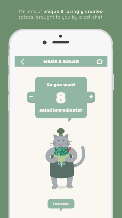 Salad Shake screenshot-0