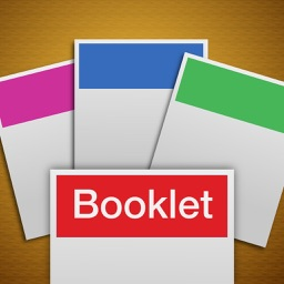 Booklet - property tracker for McDonald's Monopoly