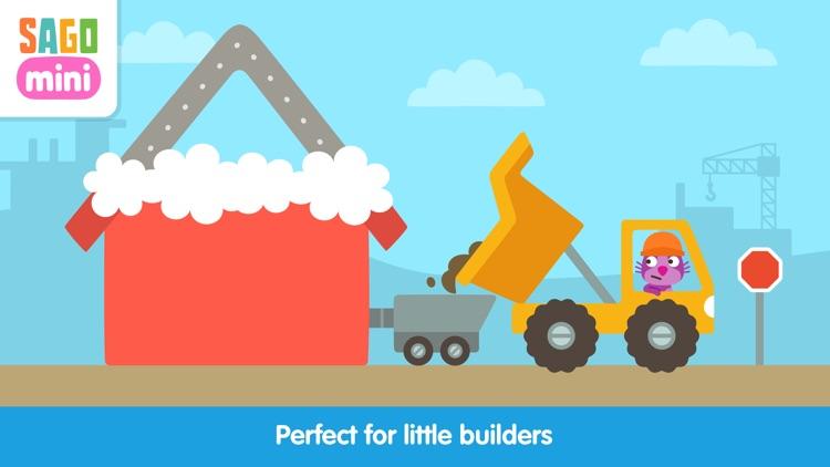 Sago Mini Trucks and Diggers screenshot-3