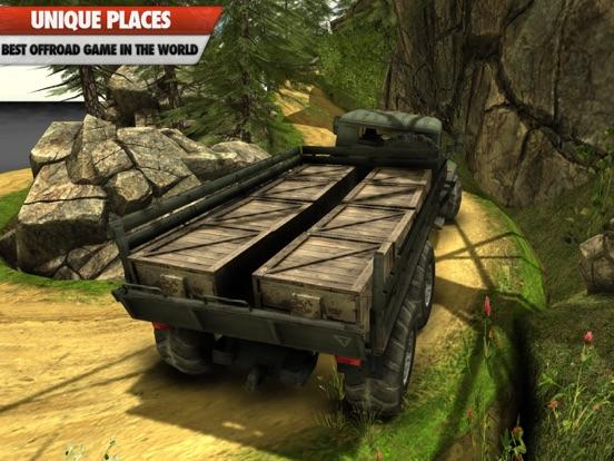 Truck Driver 3D : Offroad для iPad