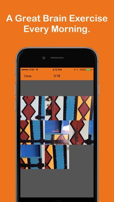 Scramble: Sliding Tile Puzzle Maker for Windows