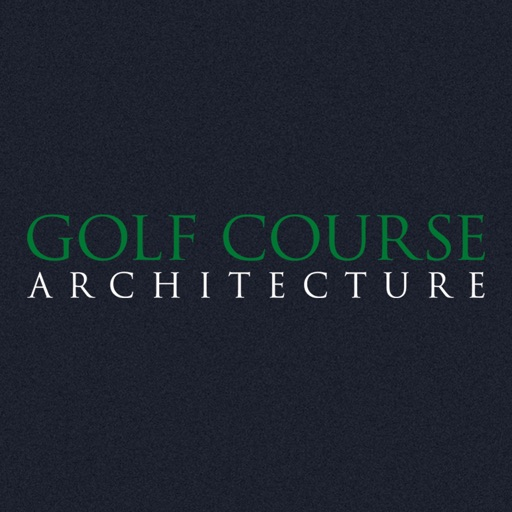 Golf Course Architecture (mag)