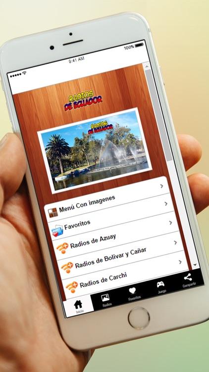 Radios de Ecuador Gratis En Vivo AM FM