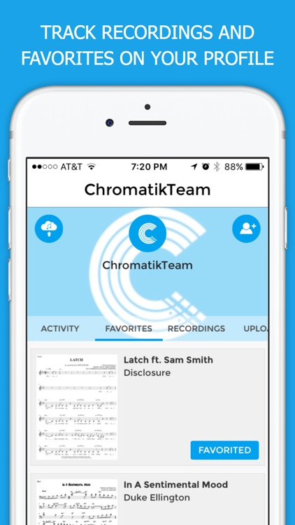 Chromatik screenshot-4