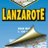 Lanzarote. Road map