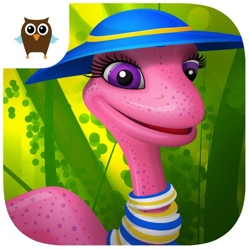 Life of My Little Dinos - Feed, Draw and Play with Cute Dinosaurs